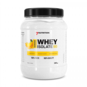7Nutrition Whey Protein  Isolate 90 500g