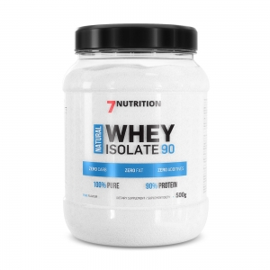 7Nutrition Natural Whey Isolate 90 500g