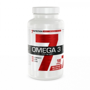 7Nutrition Omega-3 65% 1000mg -100 s.gel