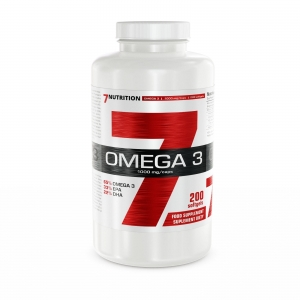 7Nutrition Omega-3 65% 1000mg -200 s.gel