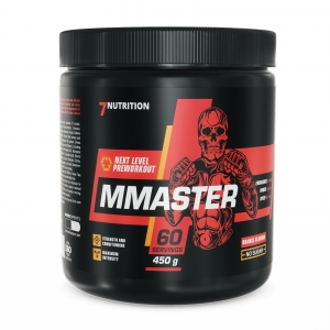 7Nutrition MMASTER - 450g - Orange