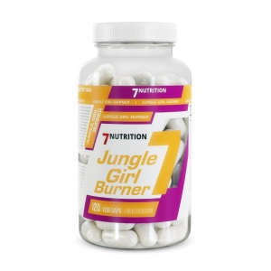 7Nutrition Jungle Girl Burner - 120kap