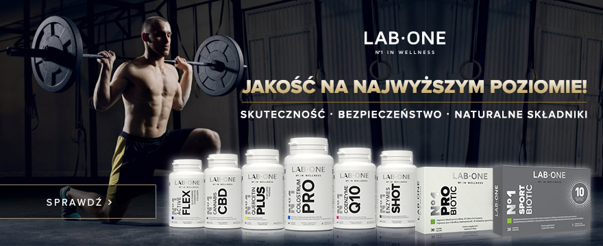 LAB ONE - N°1 in Wellness